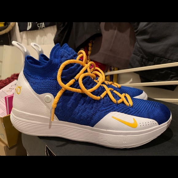 Kd 11 Id Size 10 Warriors Kevin Durant